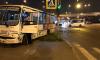 """Около метро """"Купчино"""" столкнулись две маршрутки с пассажирами"""