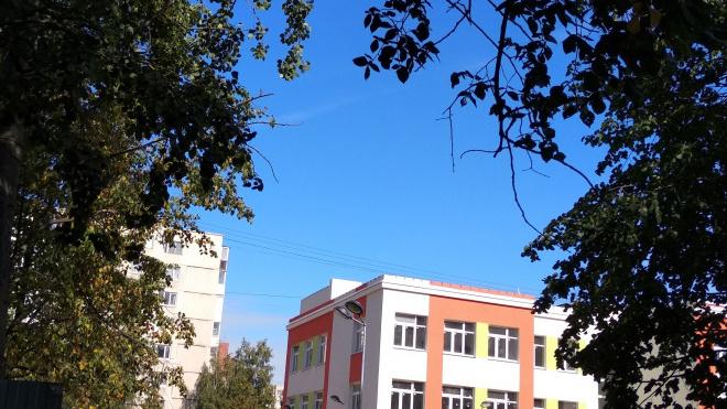 Строительство детских садов и школ в трех районах Петербурга завершат до конца 2019 года