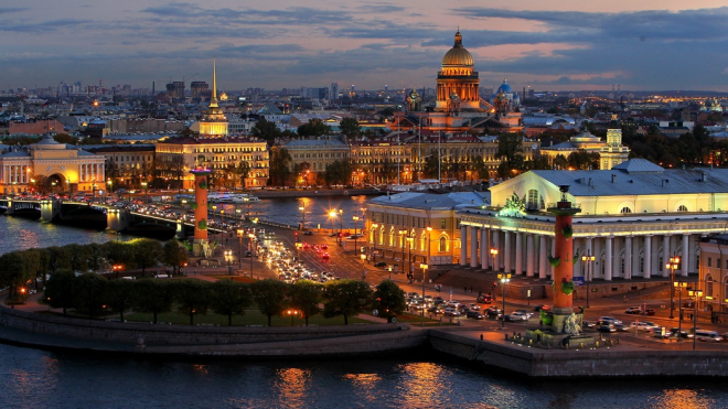 Что произошло в Петербурге 24 апреля: публикуем фото и видео