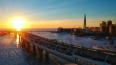 В Северной столице через Лахтинскую гавань появится ...