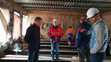 Жилищный комитет оценил ход выполнения работ по капитальному ремонту