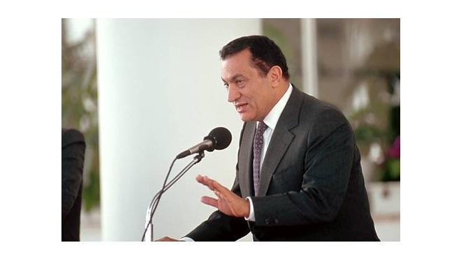 Экс-президент Египта Хосни Мубарак впал в кому. Правда или ловкий ход адвоката?