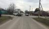 В Краснодарском крае пострадал влетевший в автобус мотоциклист
