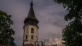 На выборгской башне Ратуши завершается реставрация
