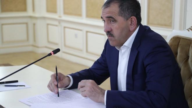 Глава Ингушетии Юнус-Бек Евкуров намерен досрочно уйти в отставку