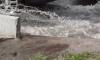 Новгородскую улицу затопило кипятком