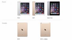 Apple презентовала новые iPad Air 2 и iPad Mini 3