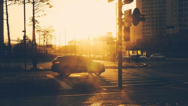 В Петербурге опасныеперекрестки оснастят ограждениями
