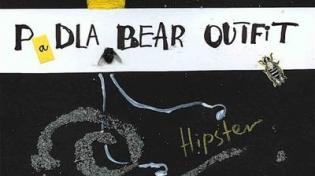 PADLA BEAR OUTFIT. Padla Bear Outfit