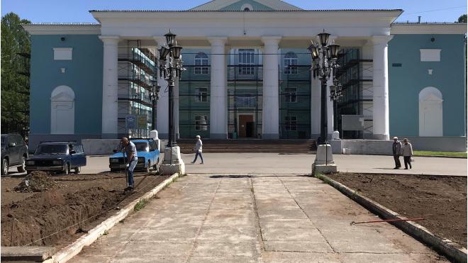 Бокситогорск готовится к Дню области
