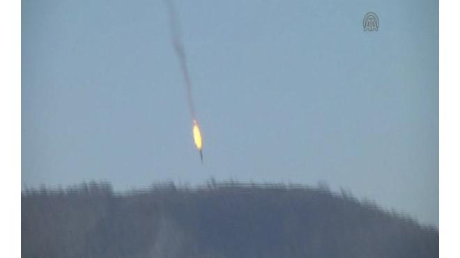 Стали известны подробности крушения военного истребителя в Турции