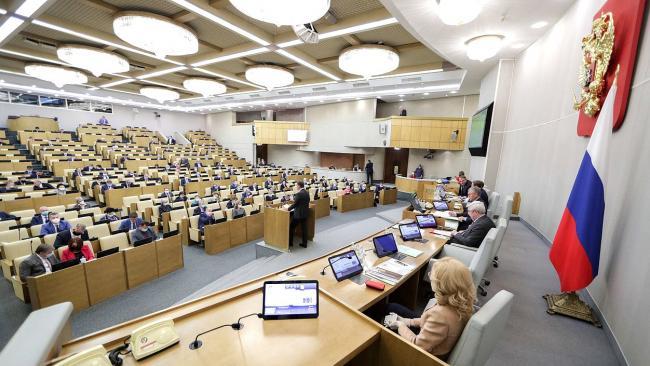 Володин: 38 депутатов Госдумы в настоящее время болеют COVID-19