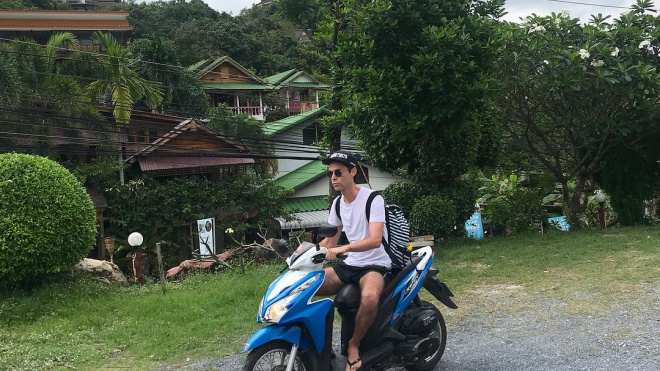 Марк Тишман попал в ДТП в Таиланде