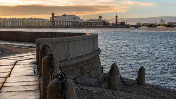 Смольный объявит конкурс на создание арт-парка на набережной Малой Невы