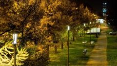 В текущем году свыше 30 улиц и магистралей Петербурга получат новое освещение