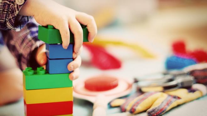 В Петроградском районе появился трехэтажный детский сад на 160 мест