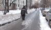 Вторник в Петербурге начался с мокрого снега и ветра