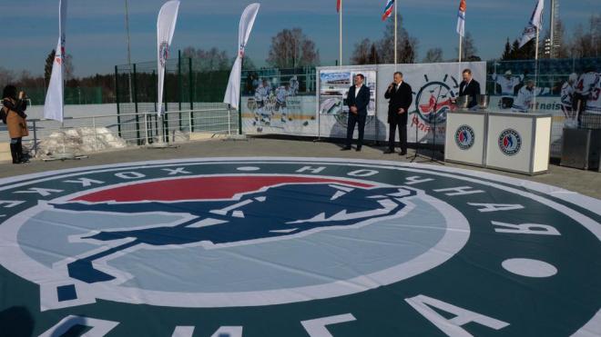 Администрация Выборгского района рассказала подробности презентации проекта новой ледовой арены в Рощино
