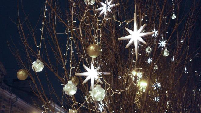 Все павильоны Рождественской ярмарки в Петербурге работают с соблюдением эпидемических требований