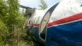 Ан-24 выкатился за пределы полосы в Благовещенске, ...