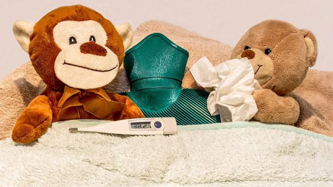 В Приморском районе на 30% уменьшилось количество госпитализированных детей