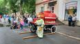 В Волхове прошёл День пожарной безопасности Ленинградской ...