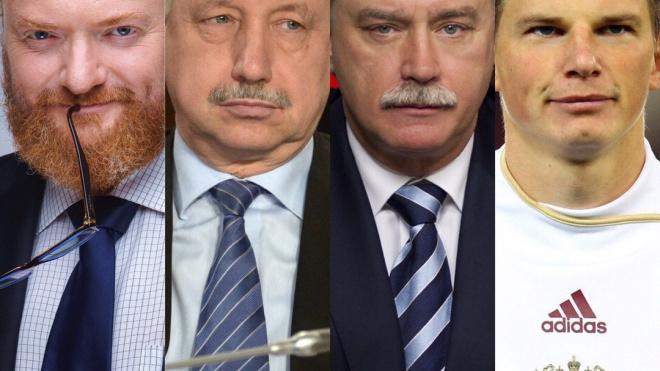 Милонов – Шварценеггер, Беглов – Тим Кук. На кого похожи петербургские знаменитости в Gradient