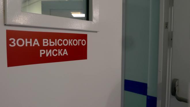 В Петербурге за сутки коронавирусом заболел 801 человек