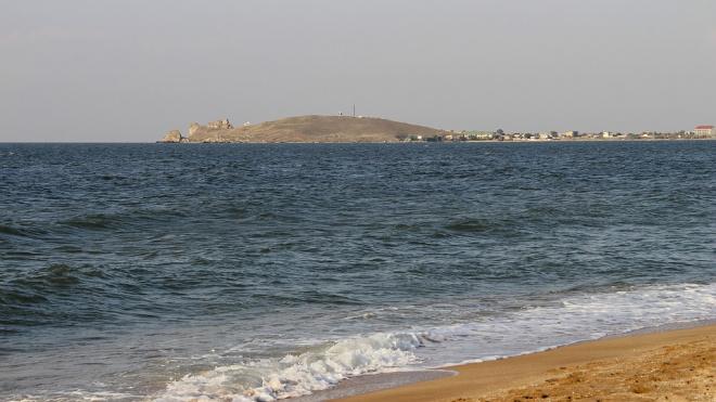 На Украине придумали план по возвращению Азовского моря