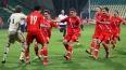 Российские футболисты близки к победе на Евро