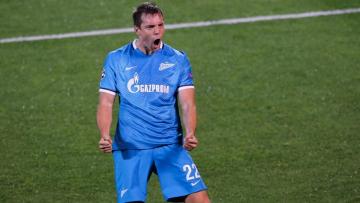 Дзюба – новый капитан «Зенита»