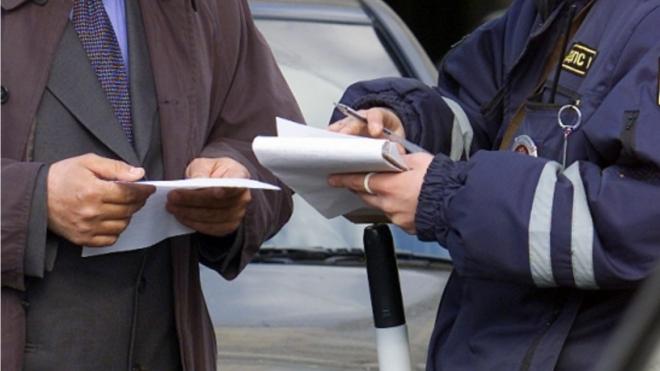Штрафы за нарушение ПДД будут вычитаться из зарплаты