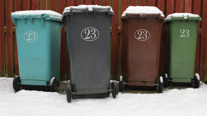 С марта в Петербурге увеличится количество экомобилей и экобоксов для опасных отходов