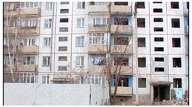 Жители аварийных домов переедут в новые квартиры до 2017 года