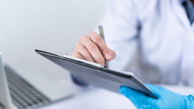 В Петербурге снизилось количество госпитализаций пациентов с КОВИД