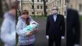 Фотоссесия губернатора у роддома стала мемом. Piter.TV ...
