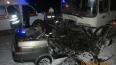 Под Новосибирском в ДТП с автобусом погибла женщина ...