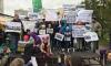 В защиту Смоленки вышло 500 митингующих