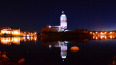 """""""Час Земли"""": Выборгский замок остался на час без подсвет..."""