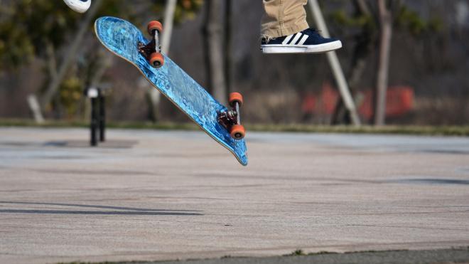 В октябре под Коломяжским путепроводом закончат строительство скейт-парка