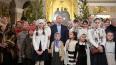 Владимир Путин встретил Рождество в Спасо-Преображенском ...