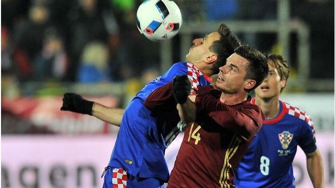 Первое поражение Слуцкого в  матче Россия — Хорватия озадачило болельщиков