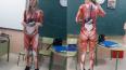 В Испании учитель шокировала учеников, объяснив анатомию ...