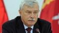 Полтавченко за 2012 год заработал более 4,3 млн рублей
