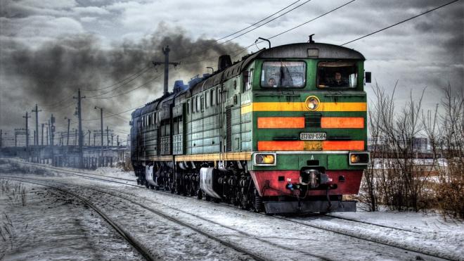 Школьница погибла под колесами товарного поезда в Гатчине