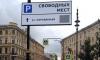 Петербург ищет инвестора для организации 70 тысяч платных парковочных мест