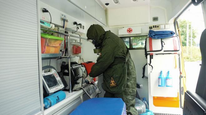 В Петербурге заболеваемость коронавирусом за неделю подскочила на 64%
