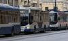 Движение троллейбусов по Кондратьевскому проспекту закрывается до середины июня