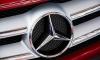 У богатой автоледи из Петербурга угнали новенький Mercedes Benz