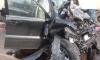ДТП на Октябрьской набережной: ВАЗ разорвало пополам, двое погибших